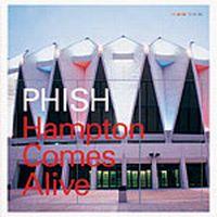 Hampton Comes Alive by PHISH album cover