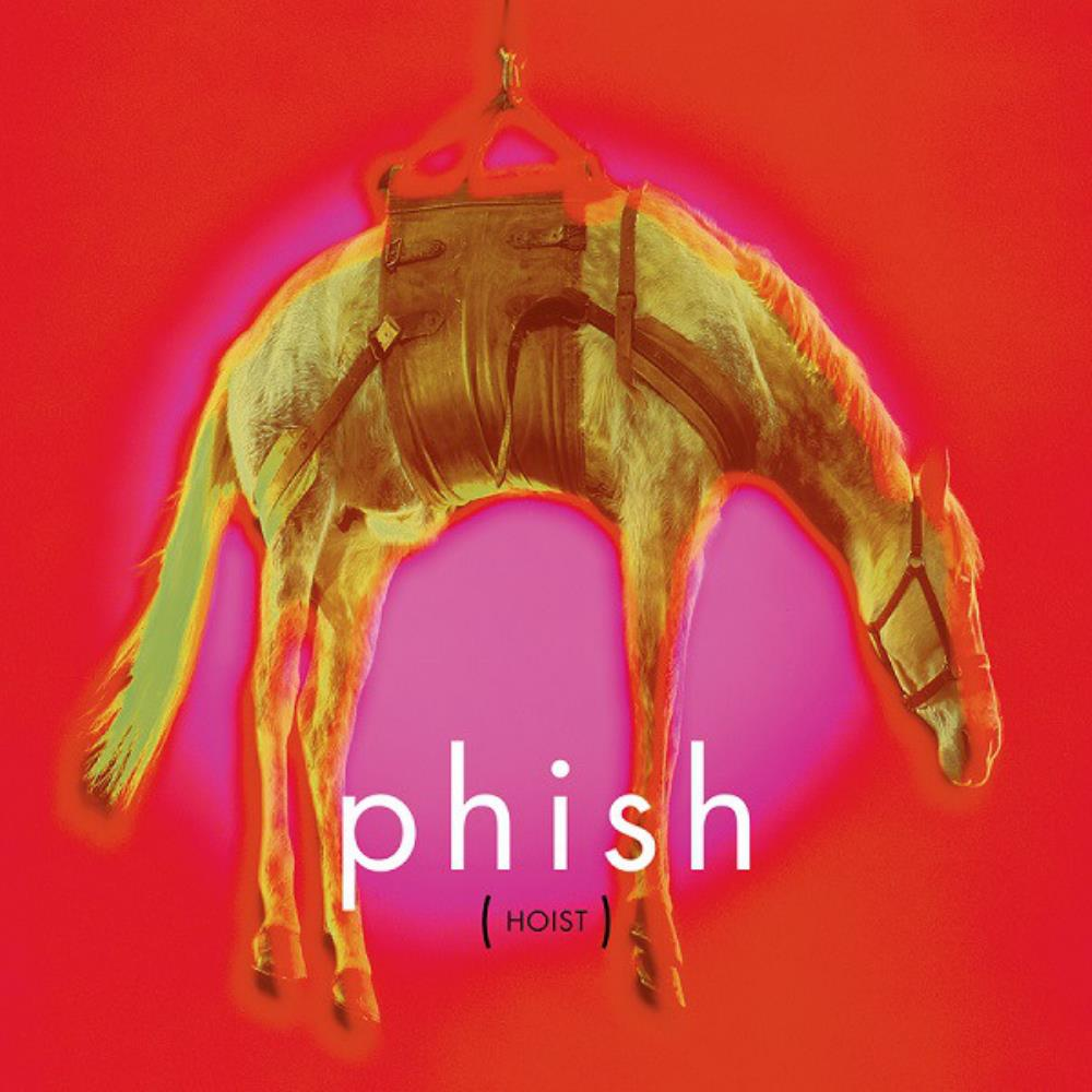 Hoist by PHISH album cover
