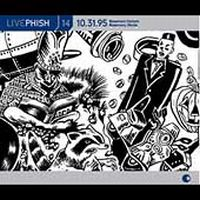 Phish Live Phish 14 album cover