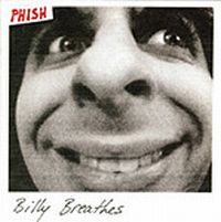 Phish Billy Breathes  album cover