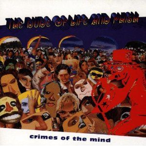 Phish Crimes Of The Mind (with The Dude Of Life) album cover