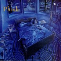 Phish Rift album cover