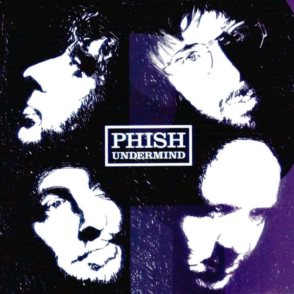 Undermind by PHISH album cover