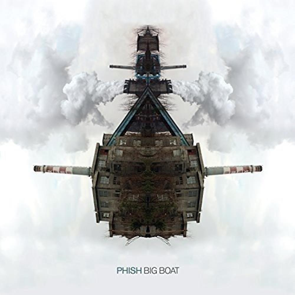 Big Boat by PHISH album cover