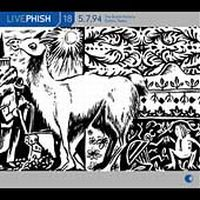 Phish Live Phish 18 album cover