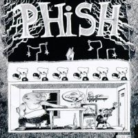 Phish - Junta CD (album) cover