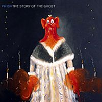 Phish The Story of the Ghost  album cover