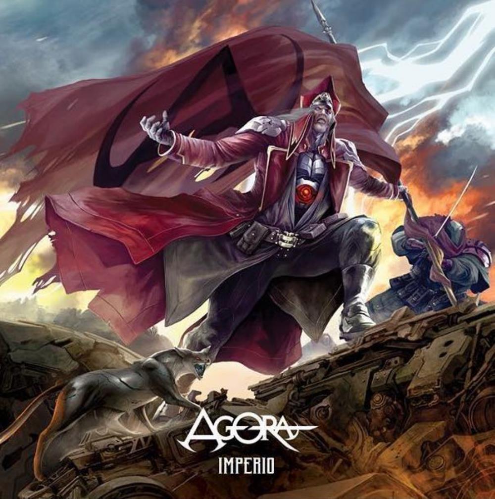 Imperio by AGORA album cover