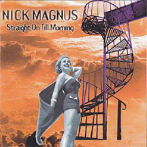 Nick Magnus - Straight on Till Morning CD (album) cover