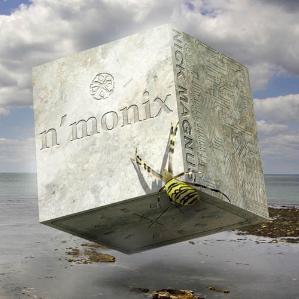 N'monix by MAGNUS, NICK album cover