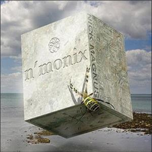 Nick Magnus - N'monix CD (album) cover