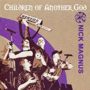Nick Magnus Children Of Another God album cover