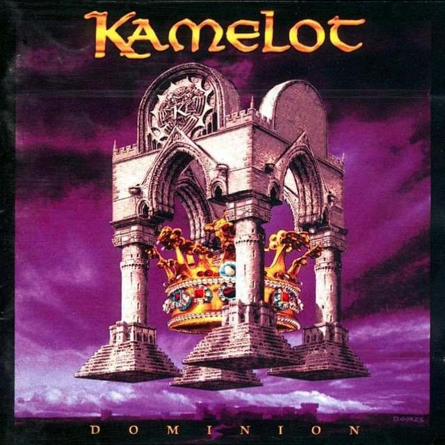 Dominion by KAMELOT album cover