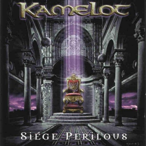 Kamelot - Siege Perilous CD (album) cover