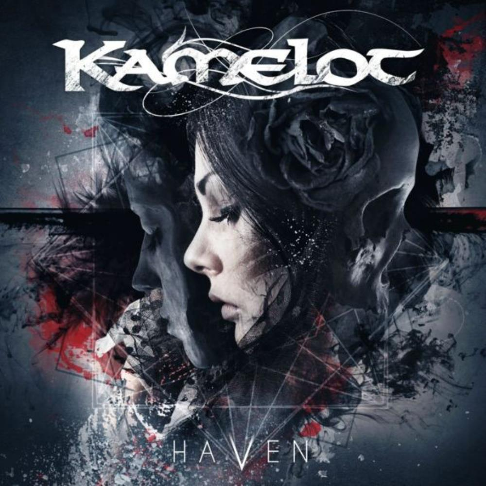 Haven by KAMELOT album cover