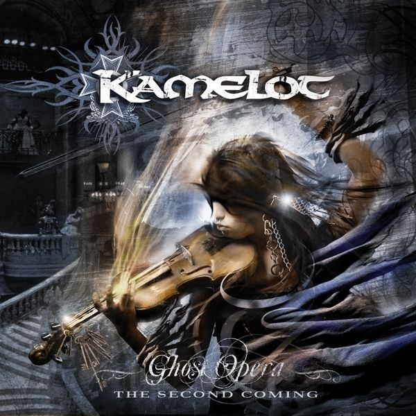 Kamelot Ghost Opera - The Second Coming album cover