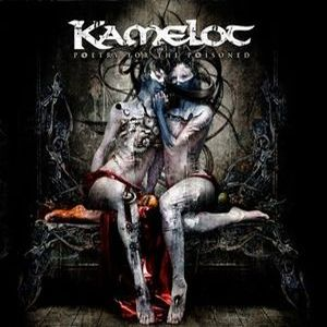 Kamelot - Poetry For The Poisoned CD (album) cover