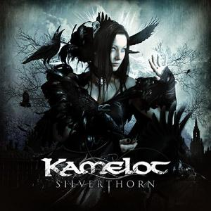 Kamelot - Silverthorn CD (album) cover