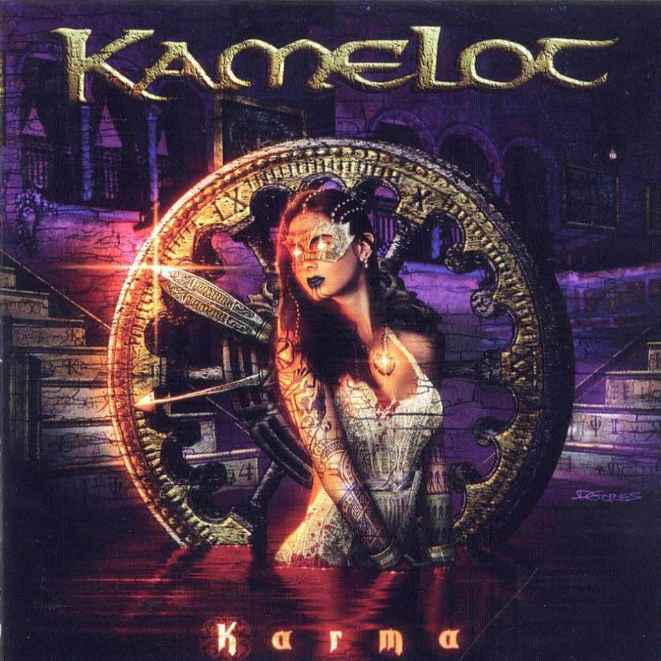 Kamelot - Karma CD (album) cover