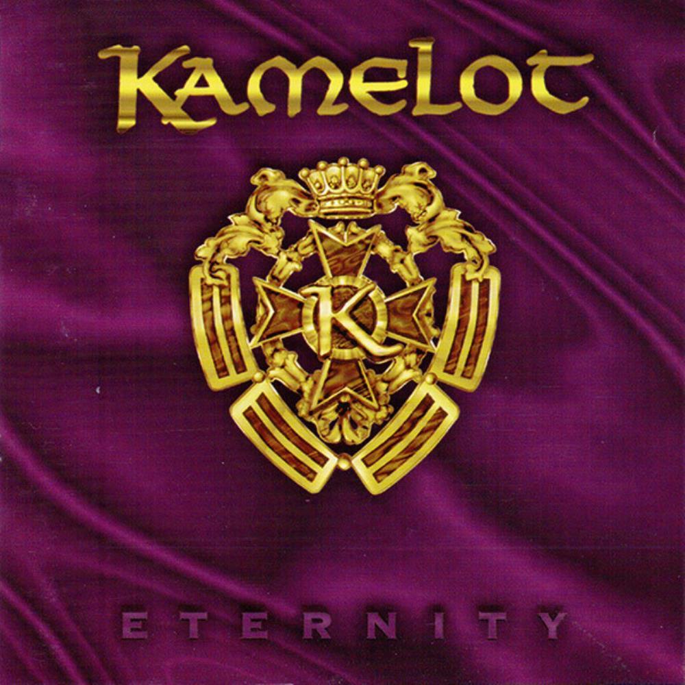 Eternity by KAMELOT album cover