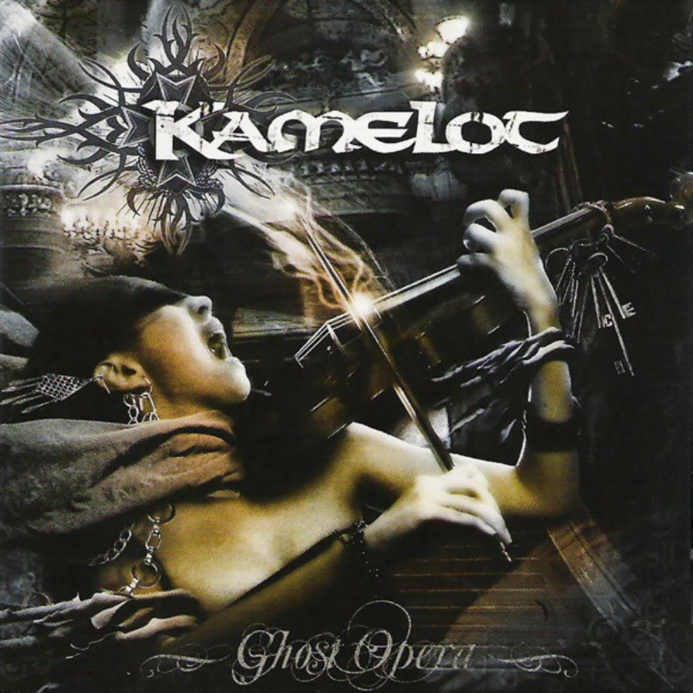 Kamelot - Ghost Opera CD (album) cover