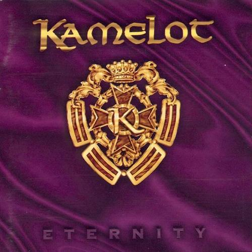 Eternity by KAMELOT album cover