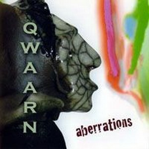 Qwaarn - Aberrations CD (album) cover
