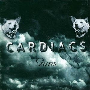 Cardiacs Guns album cover