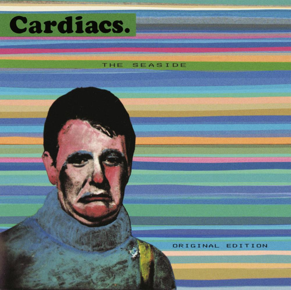 Cardiacs - The Seaside CD (album) cover