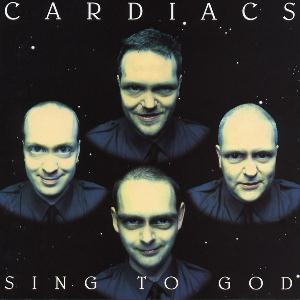 Cardiacs - Sing To God CD (album) cover