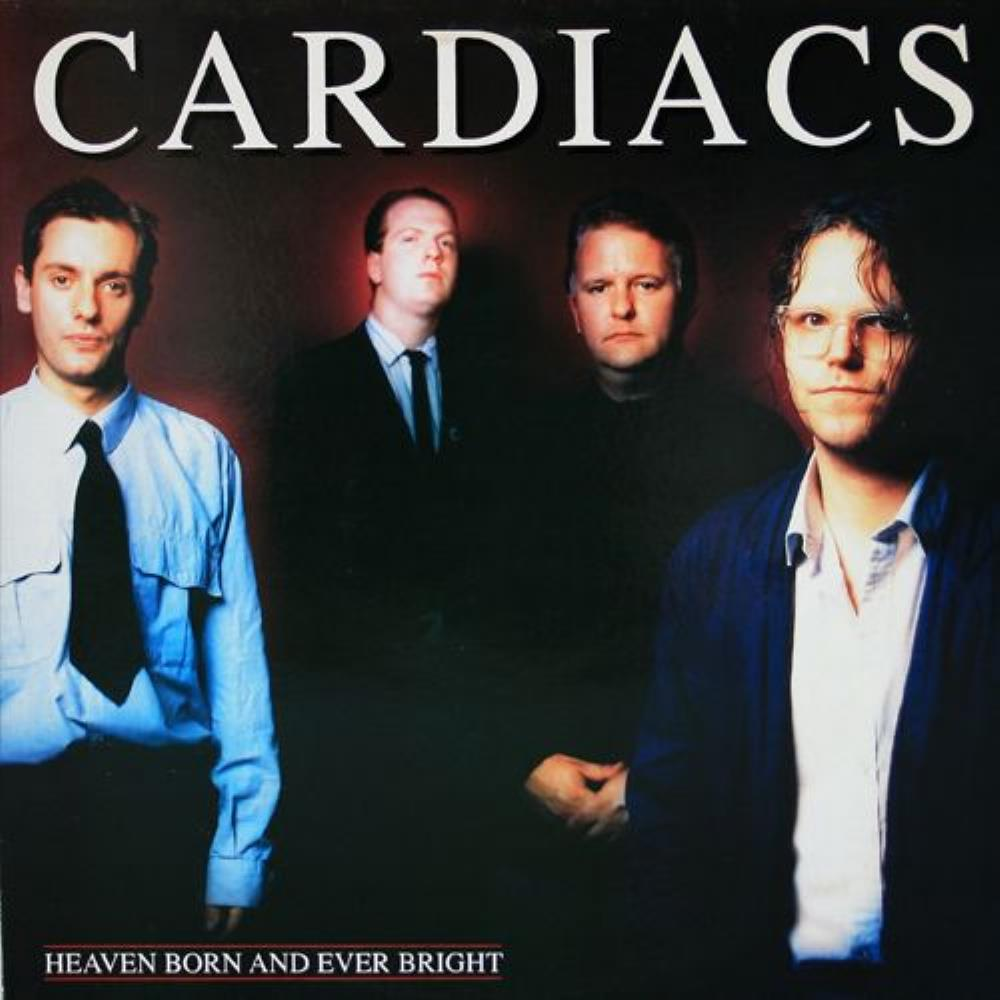 Cardiacs Heaven Born And Ever Bright album cover