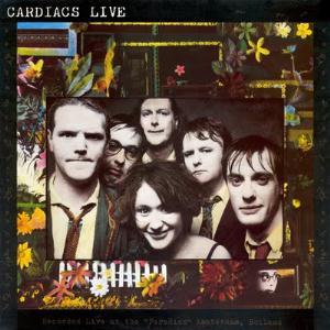 Cardiacs Live  by CARDIACS album cover