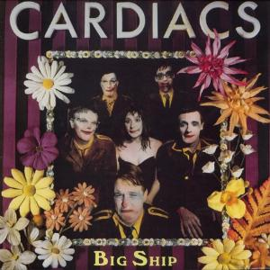 Cardiacs Big Ship album cover
