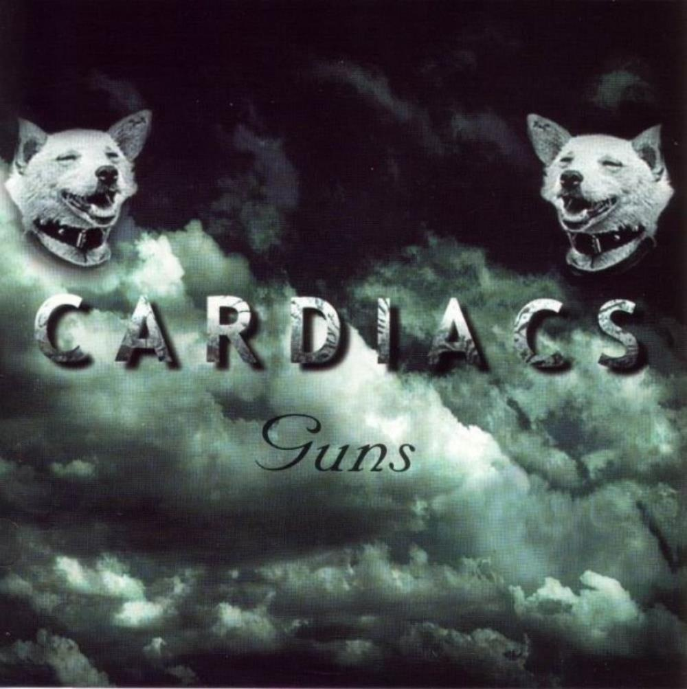Cardiacs - Guns CD (album) cover