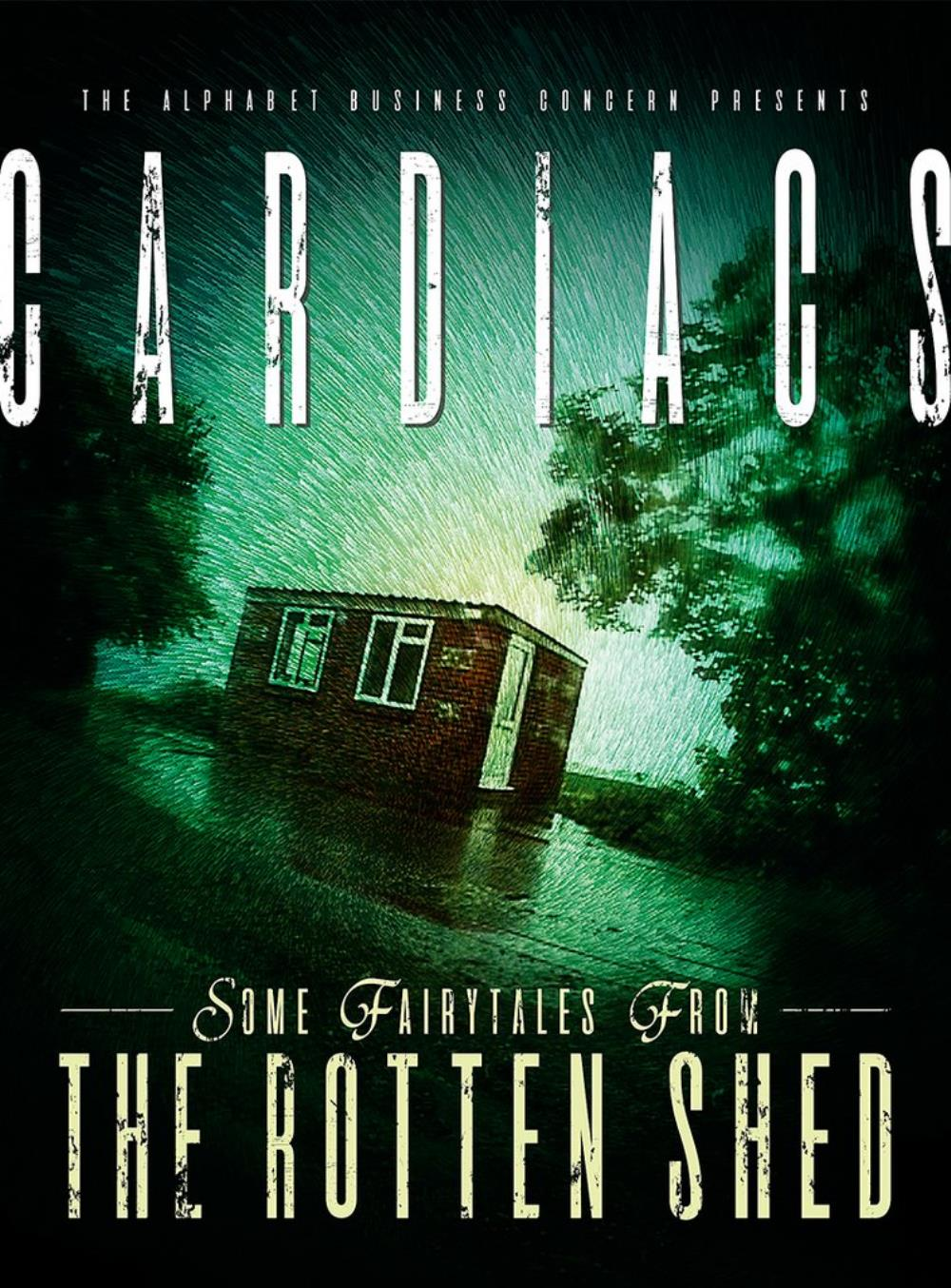 Cardiacs Some Fairytales From The Rotten Shed album cover