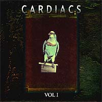 Cardiacs Garage Concerts Vol.I album cover
