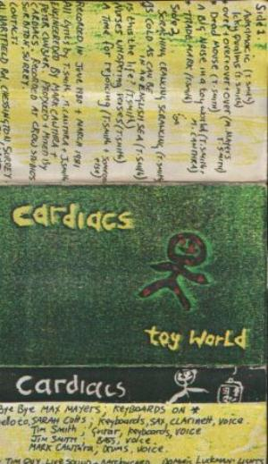 Cardiacs - Toy World CD (album) cover