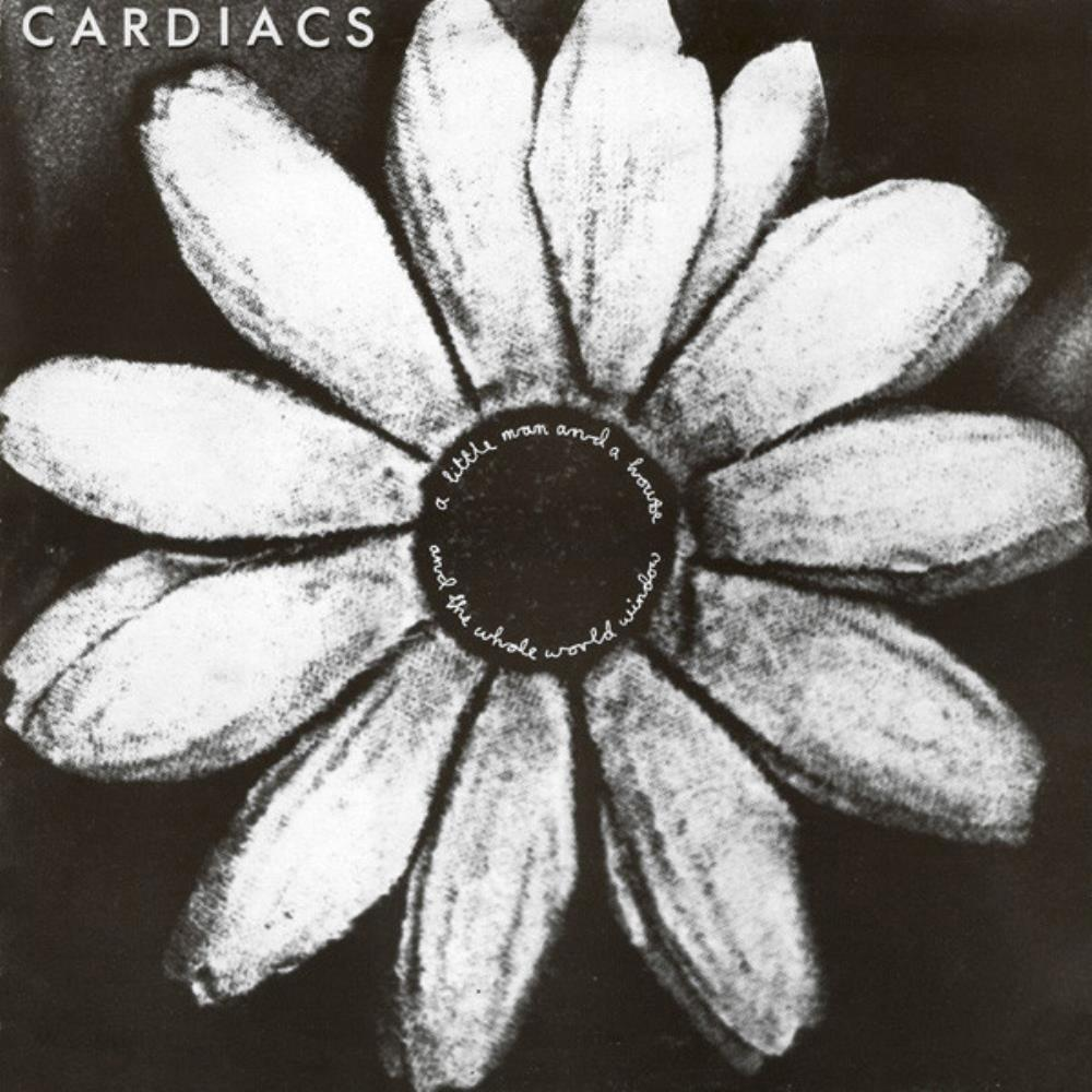 A Little Man And A House And The Whole World Window by CARDIACS album cover