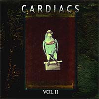 Cardiacs Garage Concerts Vol.II album cover