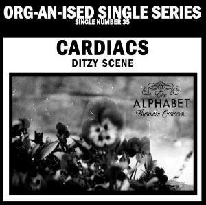 Cardiacs - Ditzy Scene CD (album) cover