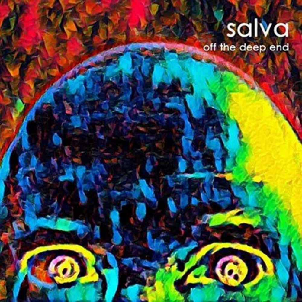 Off The Deep End by SALVA album cover