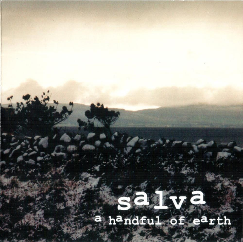 A Handful Of Earth by SALVA album cover
