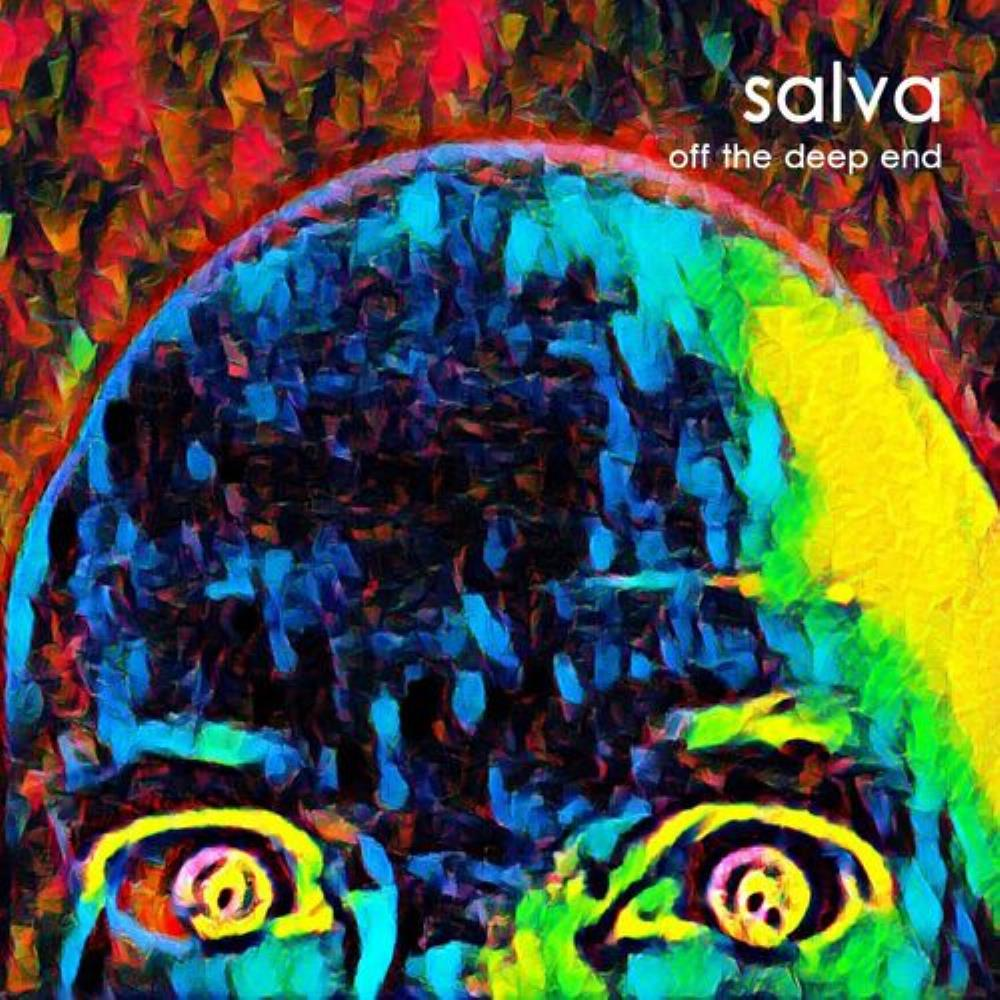 Salva - Off the Deep End CD (album) cover
