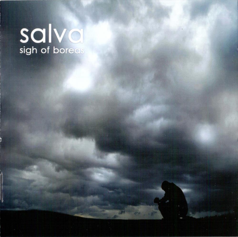 Sigh Of Boreas by SALVA album cover