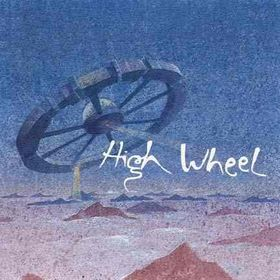 High Wheel - 1910 CD (album) cover