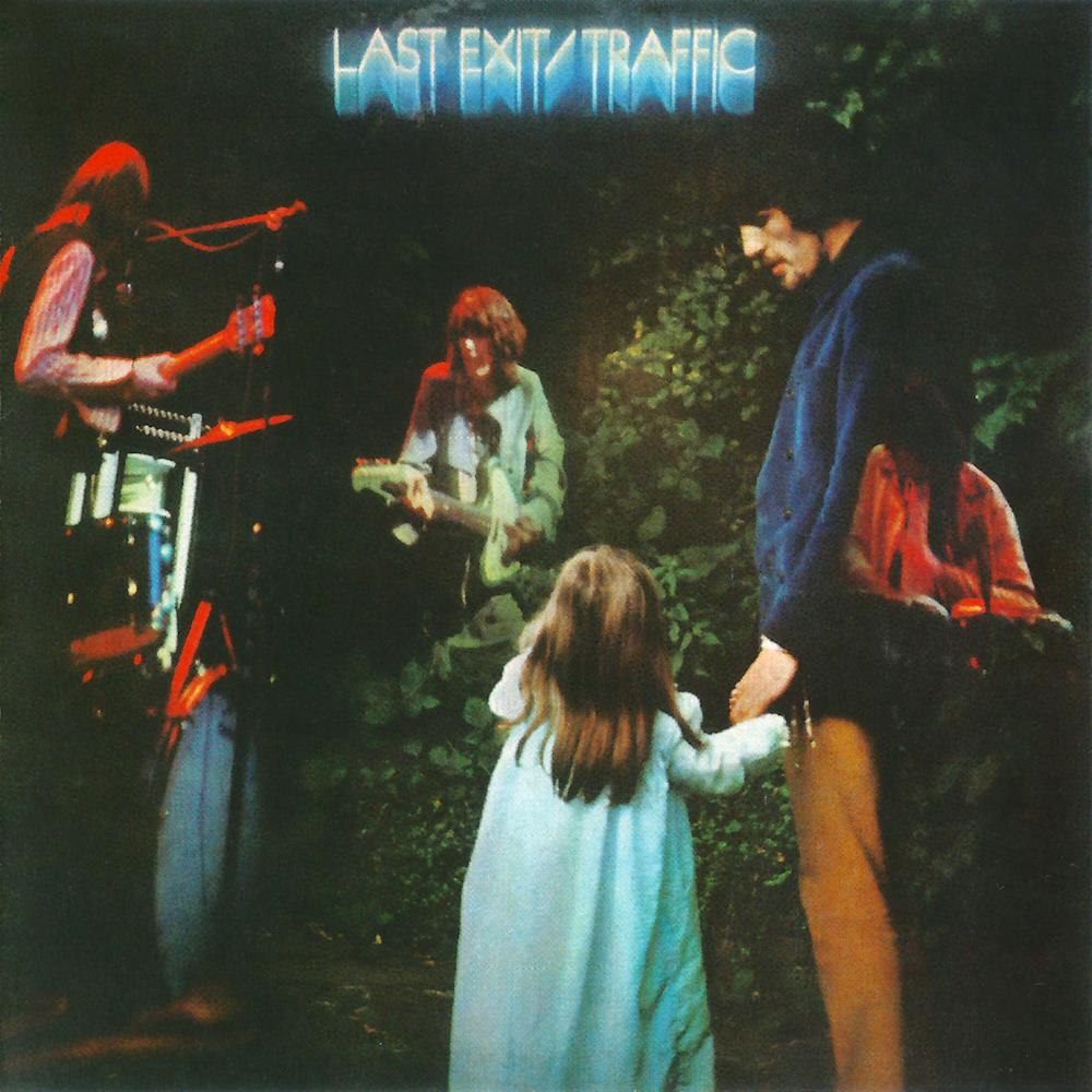 Traffic - Last Exit CD (album) cover