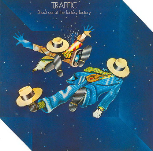 Shoot Out at the Fantasy Factory by TRAFFIC album cover