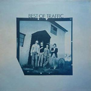 Traffic - The Best Of Traffic CD (album) cover