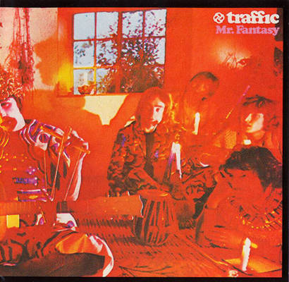 Traffic - Mr. Fantasy CD (album) cover