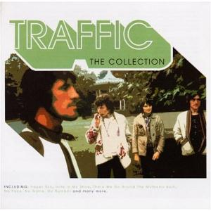 Traffic The Collection album cover